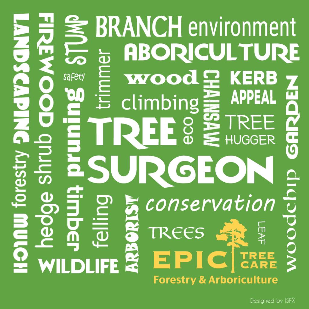 tree-typography