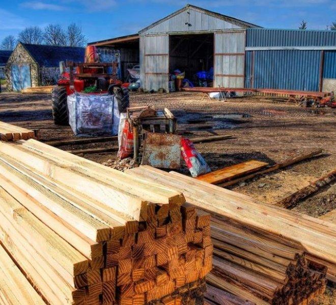 professional timber sawmill-service