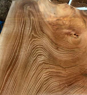 wany edge elm board timber supplies