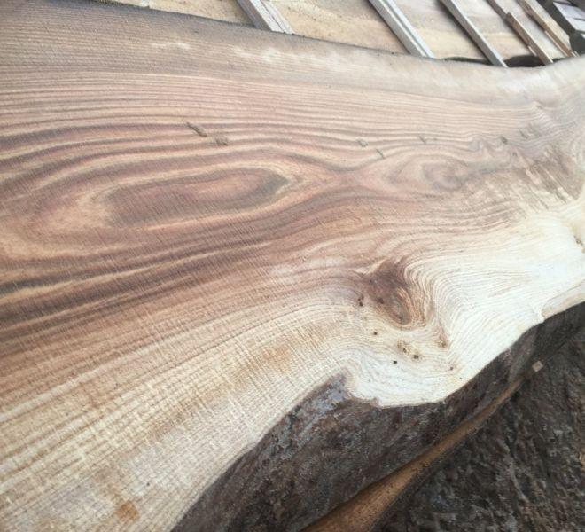 waney edge timber scotland